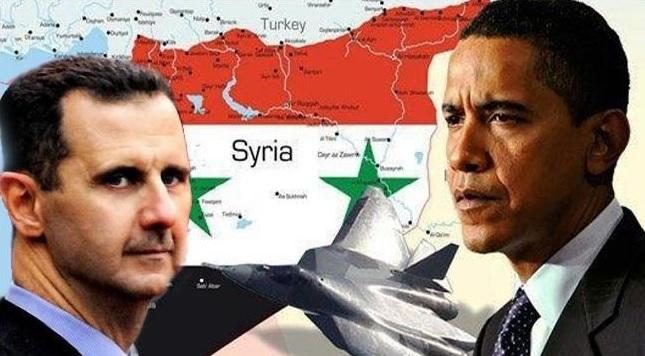 bashar - obama - syria - usa