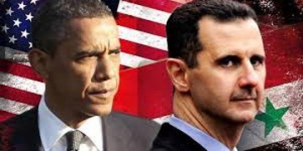 bashar - obama