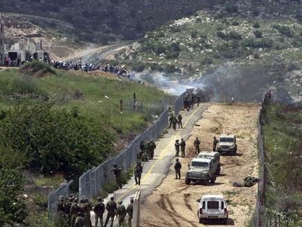 israel - lebanone 1
