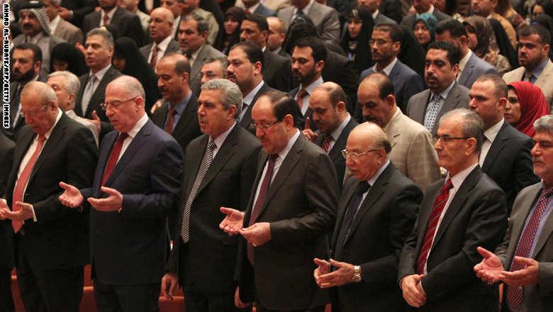 IRAQ-UNREST-POLITICS-PARLIAMENT