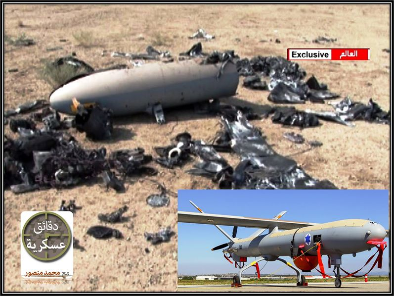 military-minutes-iran-israel-drone