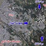 الاهمية الاستراتيجية للمليحة في عمق الغوطة الشرقية