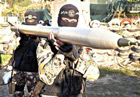 palestine - gaza - sala7 ldin