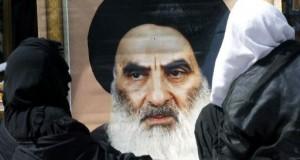 """السيد السيستاني يطالب بتنفيذ """"إصلاح حقيقي"""" ويحذر من تقسيم العراق"""