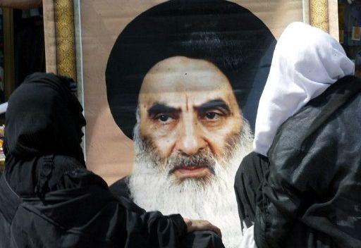 sistani - iraq