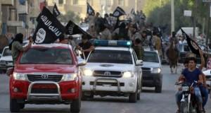 """زعيم وكبار قادة """"داعش"""" ينتقلون من الرقة الى نينوى بالعراق هرباً من القصف"""