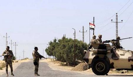egypt-sinaa-police