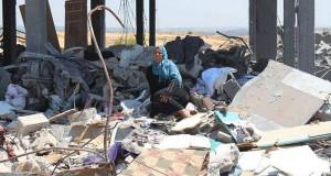الاحتلال الاسرائيلي يمنع ادخال مواد البناء لغزة