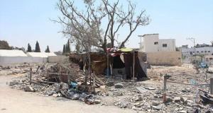 معاناة النازحين بعد عام على عدوان غزة