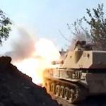 الجيش السوري يطور هجومه باتجاه دوما