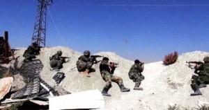 """الجيش السوري يحكم سيطرته على عدرا البلد وعدرا الجديدة ويقضي على أعداد من إرهابيي """"داعش"""" في دير الزور"""