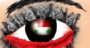 كاريكاتور: عين العرب سورية