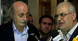 جنبلاط استقبل في كليمنصو وفدا من حزب الله رعد: الأجواء إيجابية وجدية ونؤكد ضرورة إجراء الإنتخابات الرئاسية