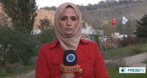 """وفاة مراسلة """"Press tv"""" في تركيا سيرينا شيم في حادث سير مثير للشكوك"""