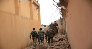 هلاك وجرح المئات من المسلحين بينهم قادة  في شمال سوريا