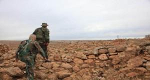 """الجيش السوري يقترب من السخنة ومعارك إلغاء بين """"النصرة"""" و""""أحرار الشام"""" في إدلب"""