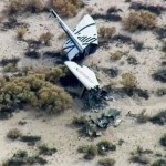 قتيل وجريح في تحطم مركبة فضاء فوق كاليفورنيا