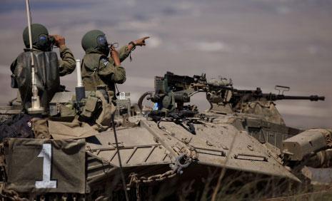 israeli-army-tank