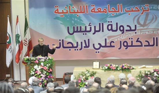 لاريجاني لـ«البناء»: نحن في صورة التحرك الفرنسي  ولا نريد التدخل… فالاستحقاق لبناني في الأساس