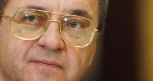 بوغدانوف: الأمير بندر قال لي سندمر سوريا