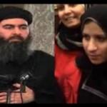 """التحقيقات مع زوجة البغدادي تكشف ضلوعها بتمويل """"داعش"""""""