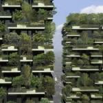 بالصور: ناطحة سحاب بالأشجار.. الأجمل في العالم