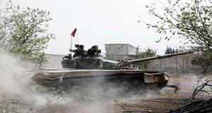 الجيش السوري يكبد التنظيمات الإرهابية خسائر فادحة في حمص ويقضي على  إرهابيين للنصرة بريف إدلب