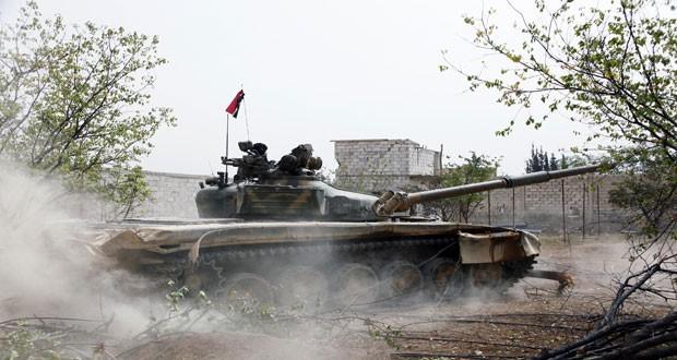 syria-army-tank