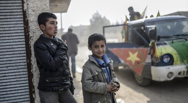 بالصور.. مدينة عين العرب بعد التحرير