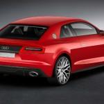 """Audi Quatro "" ستدفع بالكهرباء"