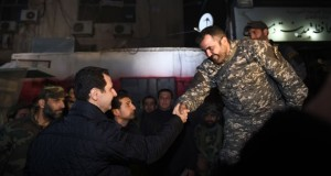 فيديو: الأسد من جوبر: إذا كانت هناك مساحة من الفرح فهي بفضل الانتصارات التي يحققها الجيش