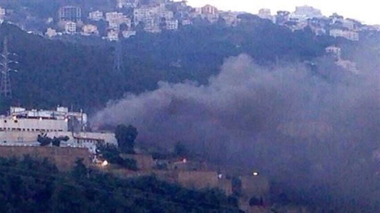 roumieh-prison-fire