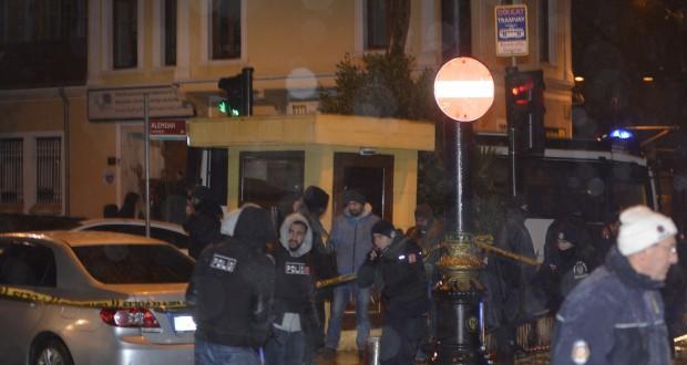 وفاة شرطي أصيب بعملية انتحارية في مركز للشرطة في اسطنبول