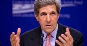 كيري في الرياض لتهدئة المخاوف من اتفاق مرتقب مع طهران