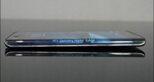 """بالفيديو.. """"جالاكسي S6 Galaxy """"ّS6 بالشحن التلقائي.."""