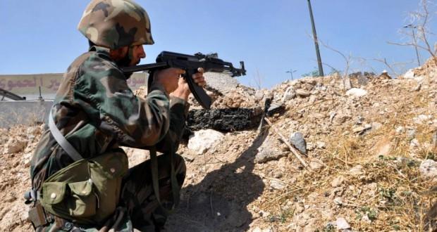 الجيش السوري يتقدم في المنطقة الجنوبية لاجهاض العدوان على دمشق