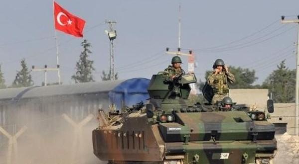 العدوان التركي على الارض السورية يؤكد سقوط المشروع العثماني
