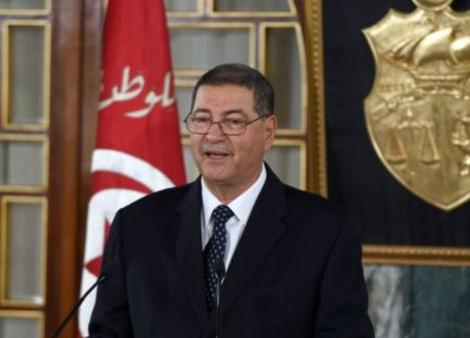 تونس: رئيس الوزراء يعلن تشكيل حكومة ائتلافية بمشاركة النهضة
