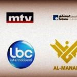 مقدمات نشرات الأخبار المسائية ليوم الخميس 26-3-2015