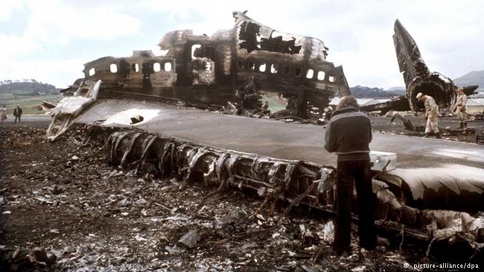 Flugzeugkatastrophe auf Teneriffa 1977