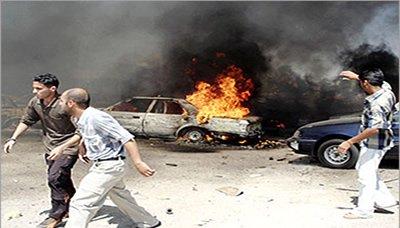 مقتل أربعة أشخاص في انفجار سيارة مفخخة شرقي بغداد