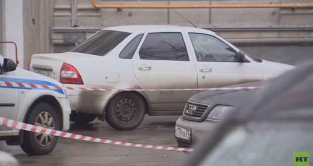 فيديو.. هل حملت هذه السيارة البيضاء قاتلي نيمتسوف إلى مسرح الجريمة؟