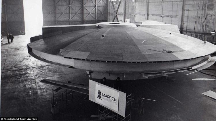 صور تكشف عن مكان البناء السري للسفينة الأسطورية ميلينيوم فالكون
