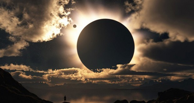 بث مباشر.. القمر يحجب قرص الشمس في أول كسوف لعام 2015