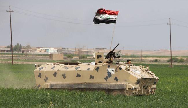 حصار لتكريت.. وحقل عجيل النفطي بيد القوات العراقية