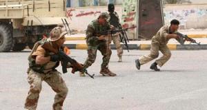 """القوات العراقية تصد هجوما لـ""""داعش"""" جنوب الفلوجة"""