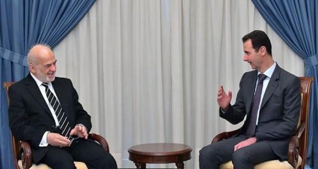الأسد: نجاحات الشعبين العراقي والسوري أوقفت تمدد الإرهاب