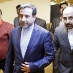 عراقجي: ايران ليست بصدد تمديد المفاوضات حتى الثلاثاء