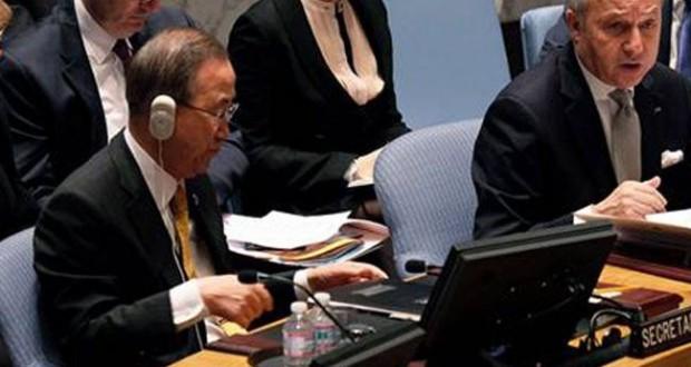 """بان كي مون: """"النصرة"""" و""""داعش"""" ارتكبتا جرائم مروعة في سوريا"""