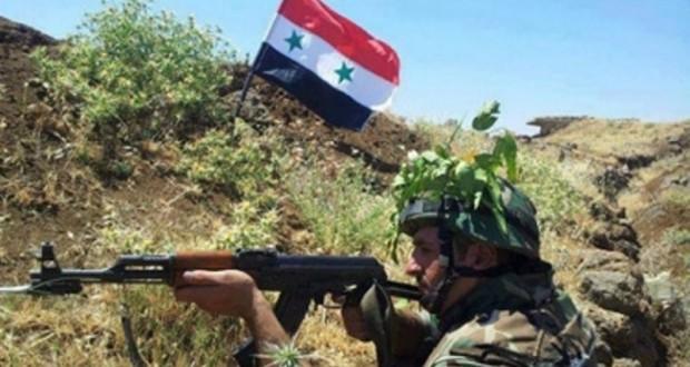 الجيش السوري يجهض خطة التحالف الارهابي لشن هجوم على دمشق